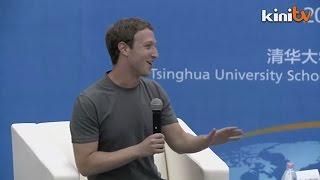 Video Mark Zuckerberg speaks fluent Mandarin during Q&A in Beijing MP3, 3GP, MP4, WEBM, AVI, FLV April 2018