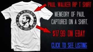 Nonton Paul Walker RIP T-Shirt For Men & Women Film Subtitle Indonesia Streaming Movie Download