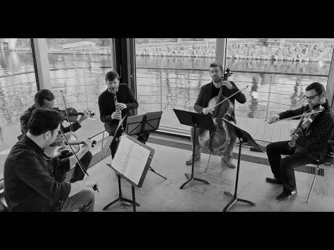 Alexey Aslamas: Zase déšť / Irvin Venyš & Epoque Quartet