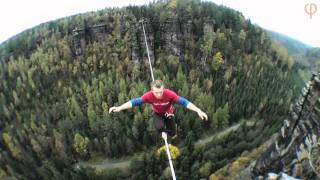 Levitation - Europe´s Longest Highline