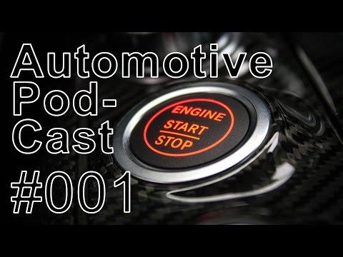 Automotive Podcast #001 – BMW X6, Tesla Model D, Audi RS7 und autonomes Fahren