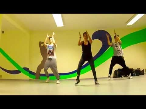 FLASHMOB ZUMBA Rodez se ligue contre le cancer (tuto) samedi 22 mars
