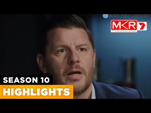 Manu Gets Angry at Josh & Austin | MKR Season 10 Episode 8