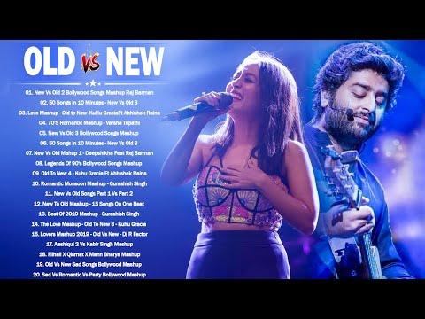 Old vs New Bollywood Mashup 2020   Latest Bollywood Romantic songs Mashup_80's 90's Bollywood Mashup