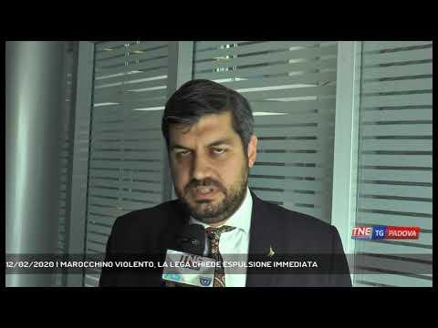 12/02/2020 | MAROCCHINO VIOLENTO, LA LEGA CHIEDE ESPULSIONE IMMEDIATA