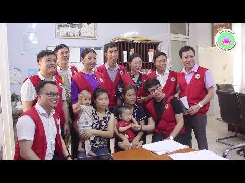 Chữ thập đỏ Tình Người hỗ trợ mổ tim cho 3 bệnh nhi Bệnh viện E ngày 19/4/2019