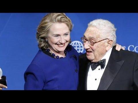 "Sanders Slams Clinton's Admiration for ""Destructive"" Former U.S. Secretary of State Henry Kissinger"