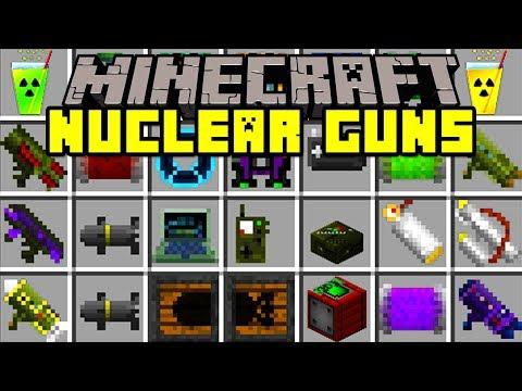 Minecraft - NERF WAR HIDE & SEEK CHALLENGE! (NERF GUN MODS)