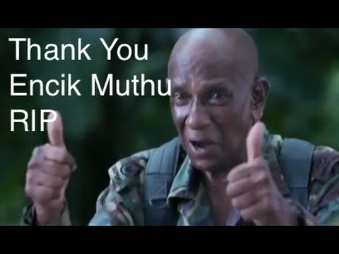 A Tribute To David Bala - Best Known As Encik Muthu In Jack Neo Comedy - Rip David Bala