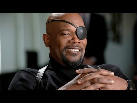 Samuel L. Jackson Talks AVENGERS 2 & Invades AGENTS OF S.H.I.E.L.D.
