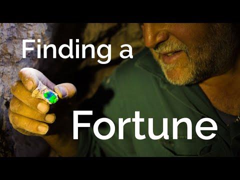 The Secrets of Opal Prospecting
