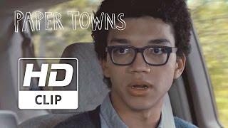 "Paper Towns | ""Mini Mart"" | Official HD Clip 2015"