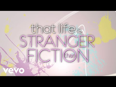 Stranger than Fiction Lyric Video