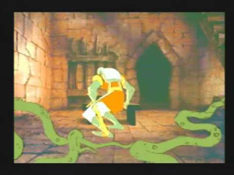 Dragon's Lair 3DO