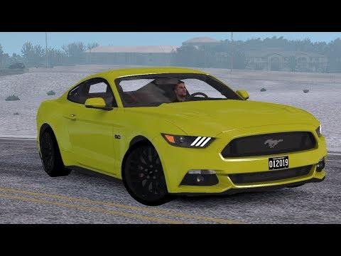 [ATS] Ford Mustang GT 2015 v1.0 1.33.x