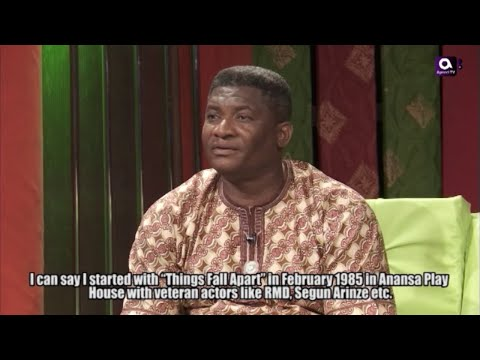 FRANCIS ONWOCHEI on GbajumoTV