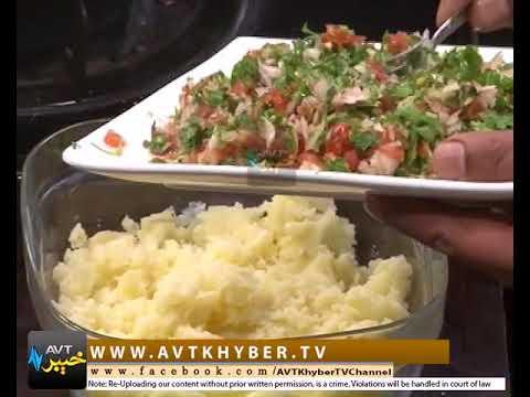Cooking Show Da Jwand Shama | 28 04 2018 | AVT Khyber