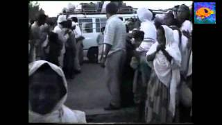 Eritrea, Mendefera welcomes the Deported Civilians 1998 P1