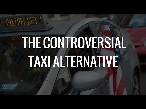 Video: Video: Taxi Monopoly Cronyism vs. Uber and Lyft