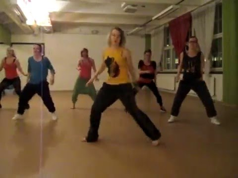 ndombolo - dance classes w heini @ helsinki, finland. 2011.