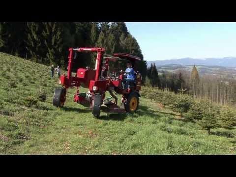 X-mastree HIGHLANDER V70, High Clearance Tractor