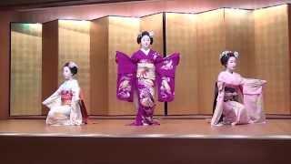 Japan - Traditional Geisha Dance