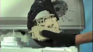 Whirlpool Direct Drive Washing Machine Console Parts Repair Video