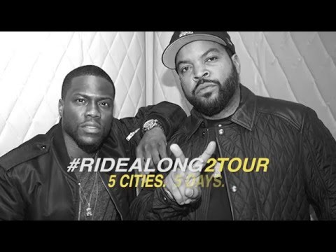 Ride Along 2 (Viral Video 'Tour')