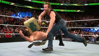 Nonton Dean Ambrose turns the briefcase into a championship-winning weapon: WWE Money in the Bank 2016 Film Subtitle Indonesia Streaming Movie Download