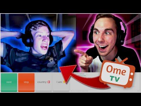 DE SJOVESTE REAKTIONER! | OMETV (Snakker med fans)