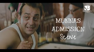 Video Munna's admission - Funny scene | Munna Bhai MBBS | Sanjay Dutt | Arshad Warsi | Boman Irani MP3, 3GP, MP4, WEBM, AVI, FLV Januari 2019