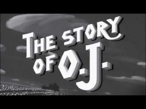 Jaz the Rapper-Story of OJ freestyle