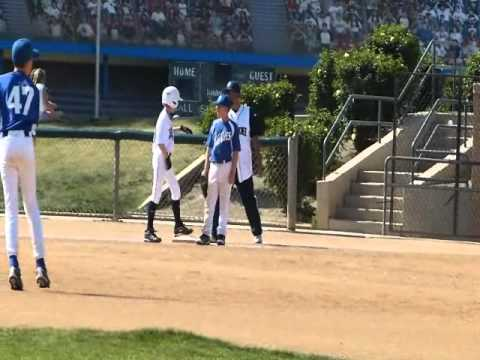 USSSA Easter Classic THZ So Cal Xtreme vs OC Waves @ Field of Dreams Highlights