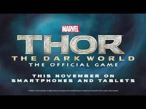 Marvel's Thor: The Dark World - The Official Game - Trailer 2
