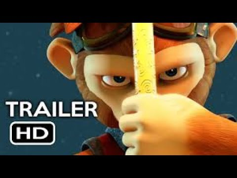 Spark  A Space Tail Trailer #1 2017 Jace Norman Animated Movie HD