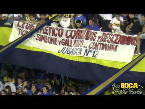 Previa 1 - La 12 - Boca Juniors