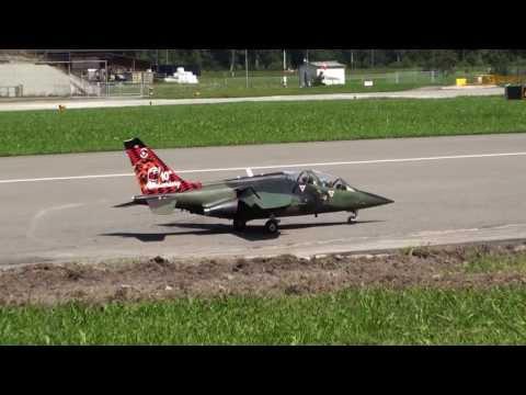 Chanatip Seevaranont flying a Dassault/Dornier...