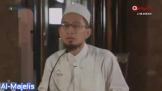 Video Penjelasan Mengenai Hadist Membunuh Cicak - Ustadz Adi Hidayat MP3, 3GP, MP4, WEBM, AVI, FLV Oktober 2018