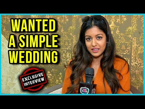 Ishita Dutta Wanted A SIMPLE WEDDING