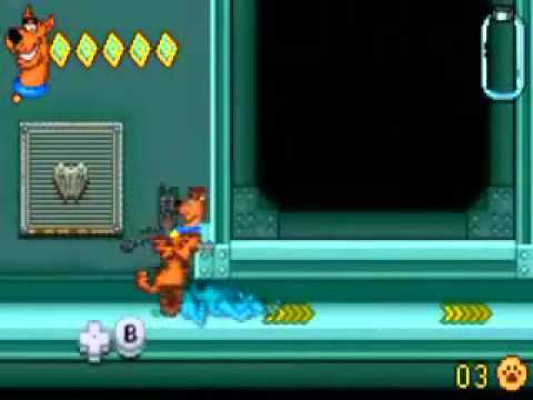 scooby doo unmasked gba rom download