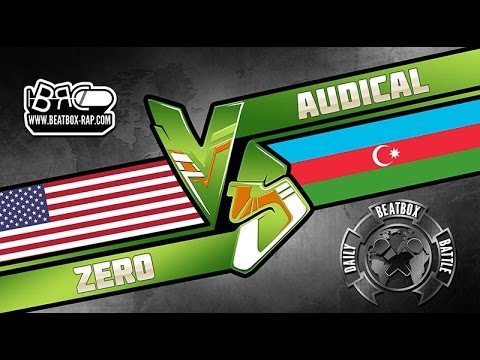 Audical VS Zer0 ★ Daily Beatbox Battle ★ 7.2.2016
