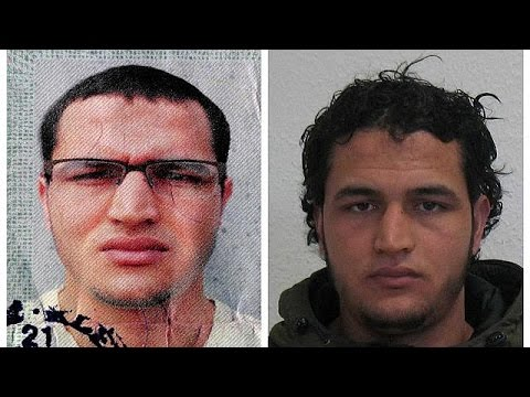 Γερμανία: Αυτός είναι ο Τυνήσιος ύποπτος για την επίθεση στο Βερολίνο