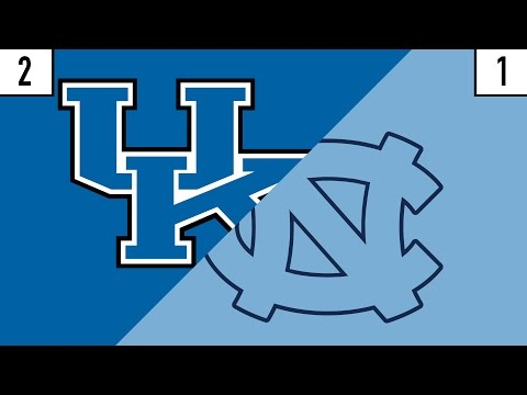 2 Kentucky vs. 1 North Carolina Prediction | Who's Got Next?