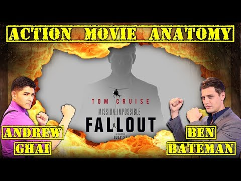 Mission Impossible: Fallout (2018) | Action Movie Anatomy