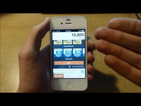 HOW TO GET FREE PAYPAL MONEY, AMAZON GIFTS, PSN POINTS   MORE (Best Free App