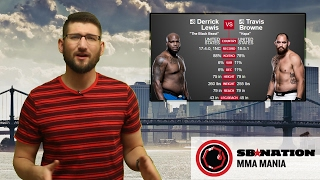 Nonton UFC Fight Night 105 : Lewis vs Browne Full Fight Video Breakdown with Flyin' Brian J Film Subtitle Indonesia Streaming Movie Download