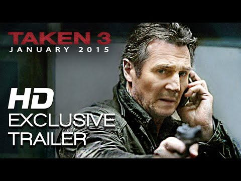 Taken 3 Trailer- Wait, this looks kinda good...
