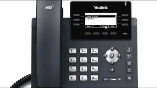 T41P/T42G IP Phone - Directory