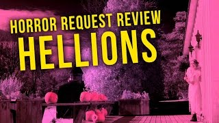 Nonton Horror Review  Hellions  2015  Film Subtitle Indonesia Streaming Movie Download