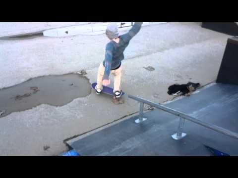 Bliss Field Skatepark Throwaway